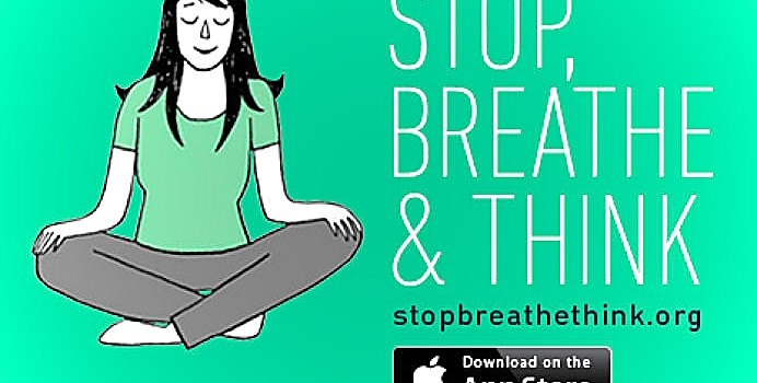 Mindfulness, Breathing, and Relaxation Apps