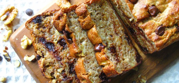 Banana Bliss Bread